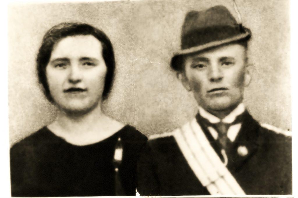 Johann I. (Janßen) und Maria I. (Poen)