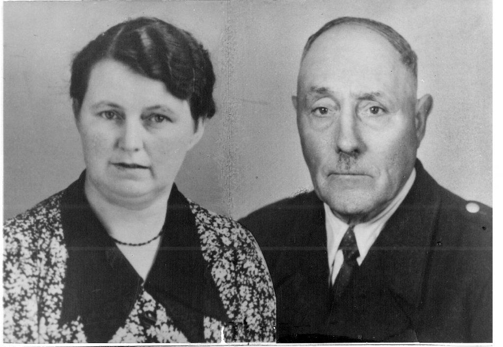 Bernhard I. (van Bonn) und Mechtilde I. (Hinckers)