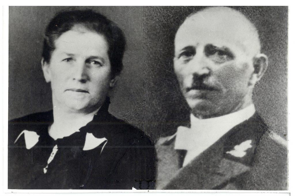 Heinrich I. und Christine I. (Weyer)