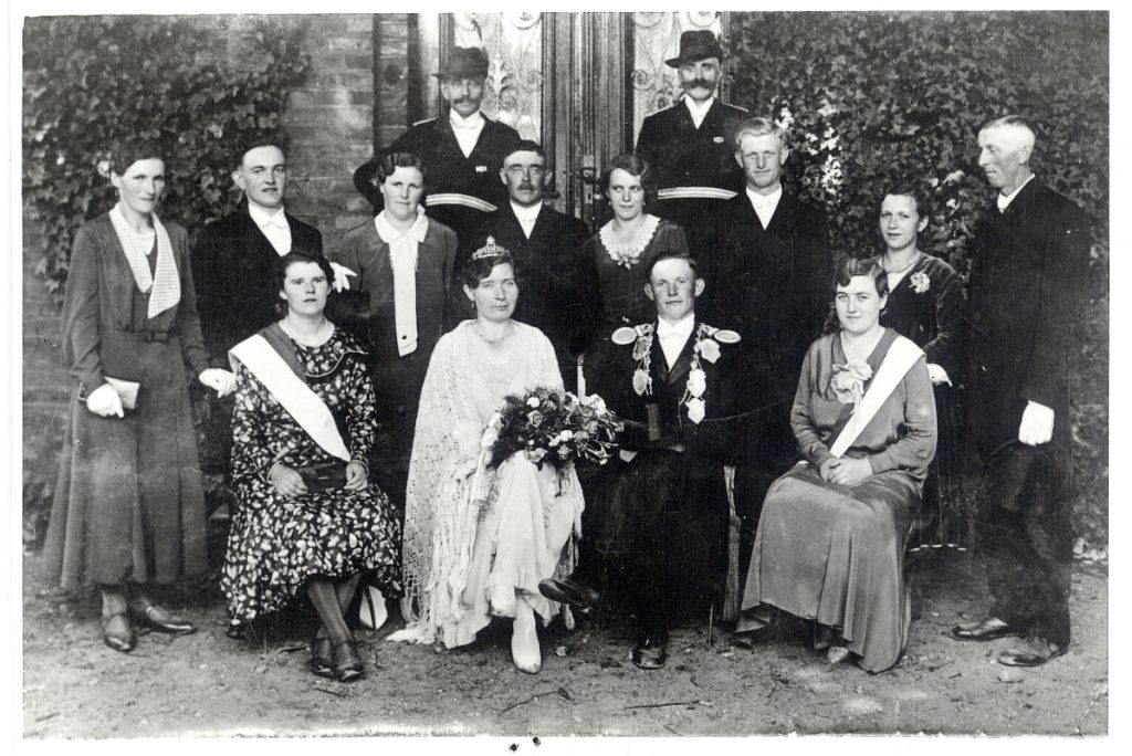 Franz I. (Falk) und Adele I. (Haklen)