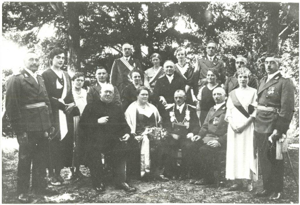 Wilhelm I. (Bienemann) und Maria III. (Janßen)
