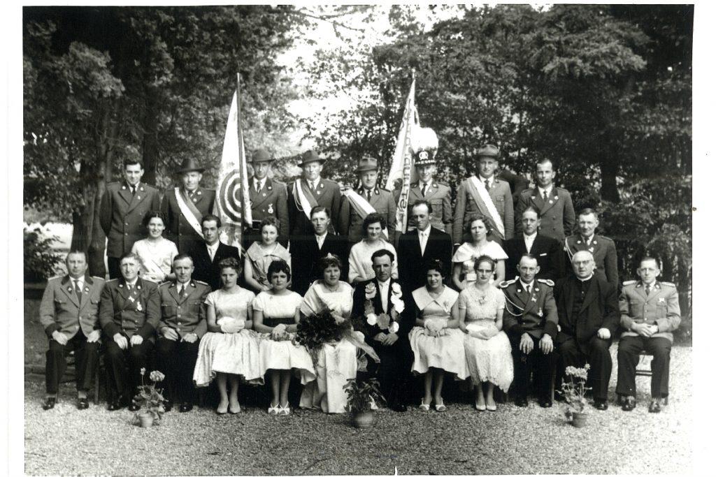 Fritz I. (Scholten) und Marianne I. (Roellofs)