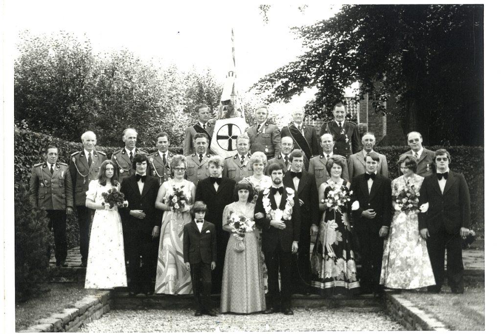 Theo V. und Gisela I. (Goertz)