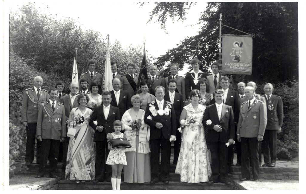 Josef III. und Doris I. (Swenne)