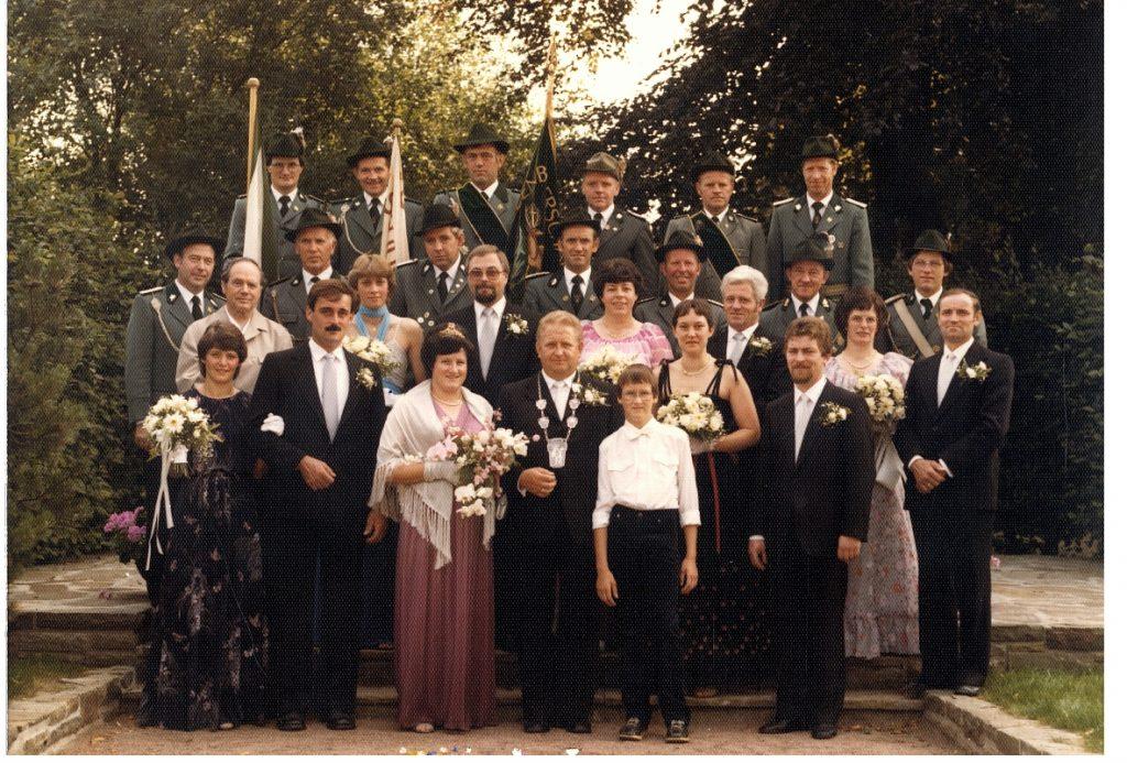 Willi V. und Hildegard I. (Janssen)