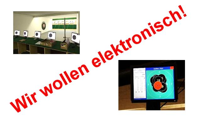 """""""Wir wollen elektronisch!"""""""