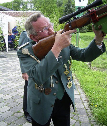 Königsschießen 2005