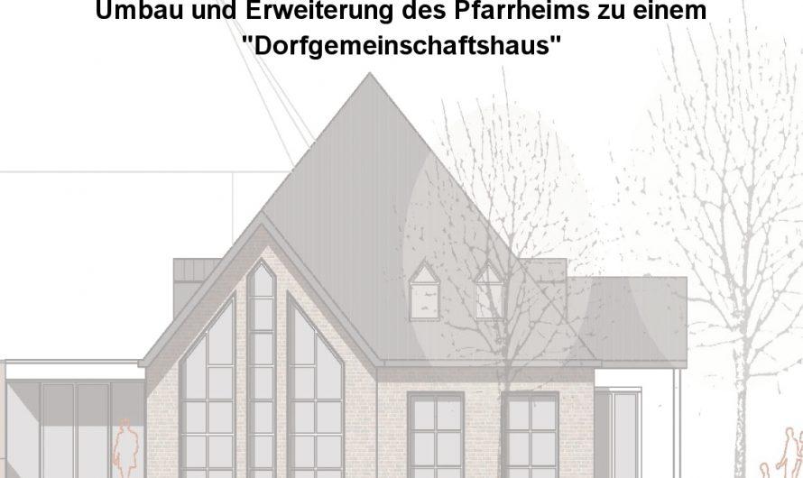Dorfgemeinschaftshaus für Uedemerbruch